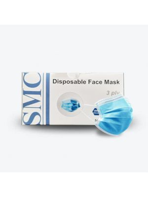 Disposable  3 ply mask (Box of 50 pcs)