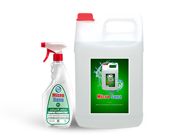 Micro Sana - Surface Disinfectant