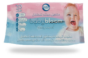 Baby Bloom Wipes