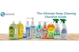 The ultimate deep cleaning checklist guide