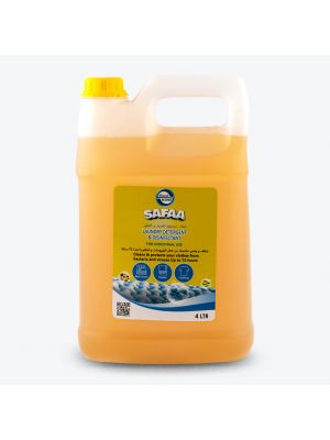 Safaa - Laundry Detergent & Disinfectant (For Industrial Use)
