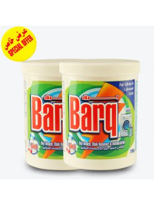 Barq - Oxy Bleach,Stain Remover&Antibacterial (Pack of 2)