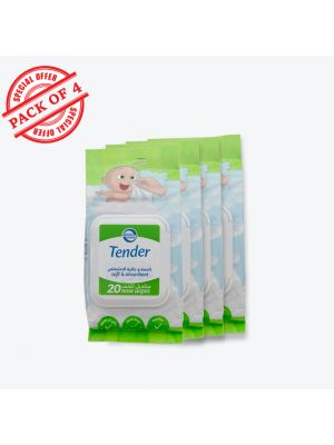 Tender (Pack of 4)